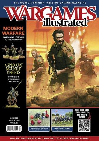 Wargames Illustrated Magazine