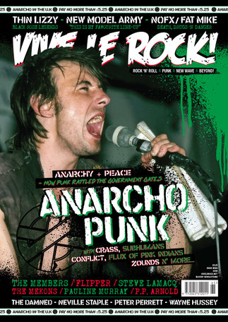 Vive Le Rock Magazine