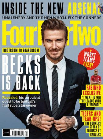 Four Four Two Magazine