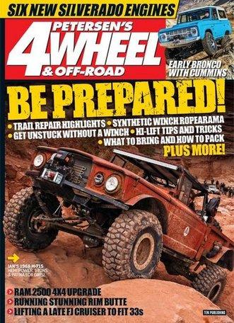Petersen's 4 Wheel & Offroad Magazine