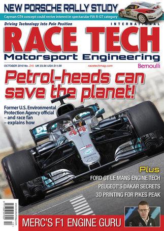 Race Tech Magazine