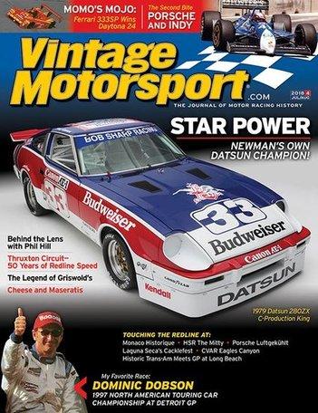Vintage Motorsport Magazine