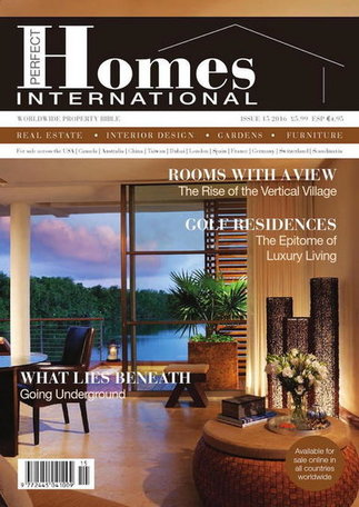 Dream Homes International Magazine