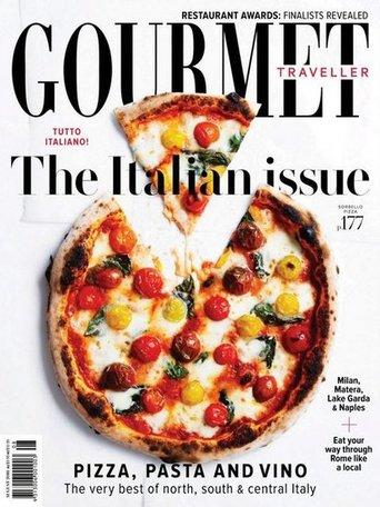 Gourmet Traveller Magazine