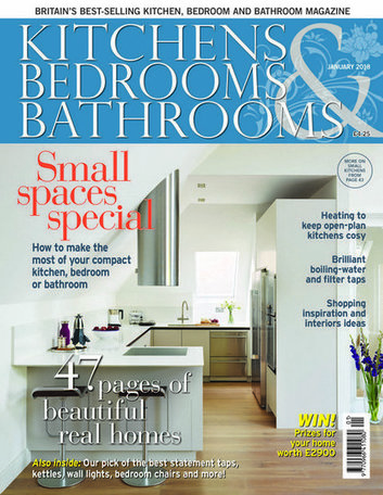 Kitchen Bedrooms & Bathrooms Magazine