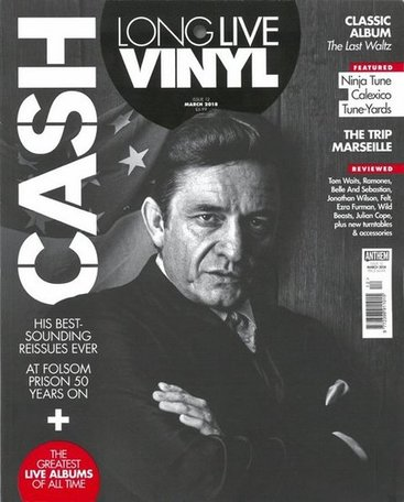 Long Live Vinyl Magazine