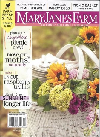 Mary Janes Farm Magazine