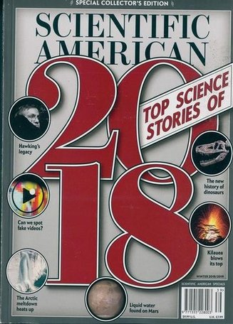 Scientific American Special Magazine