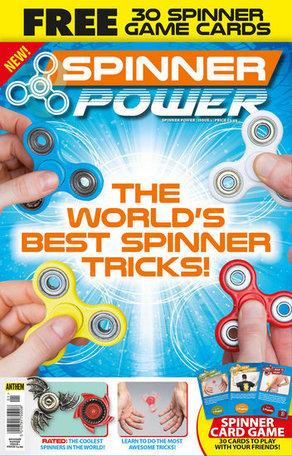 Spinner Power Magazine