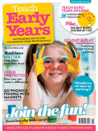 Teach Early Years Magazine