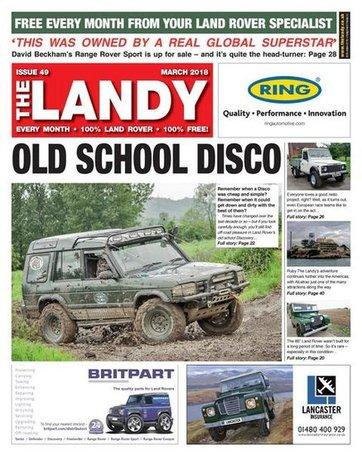 The Landy Magazine