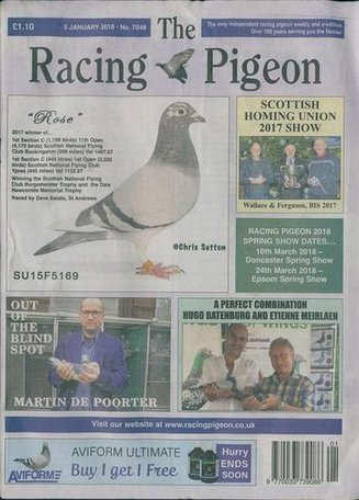 The Racing Pigeon Magazine