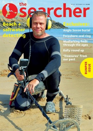 The Searcher Magazine