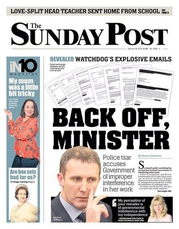 The Sunday Post - Central Edition Magazine