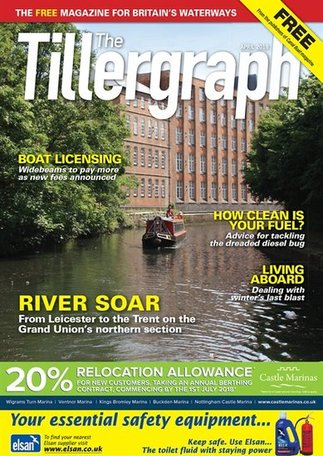 The Tillergraph Magazine