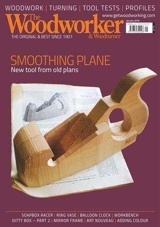 The Woodworker Magazine
