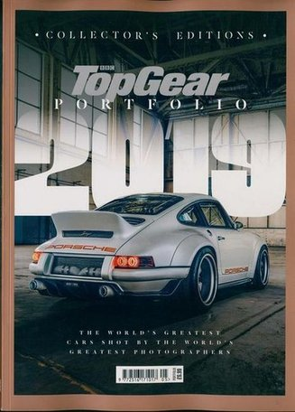 Top Gear Collectors Edition Magazine