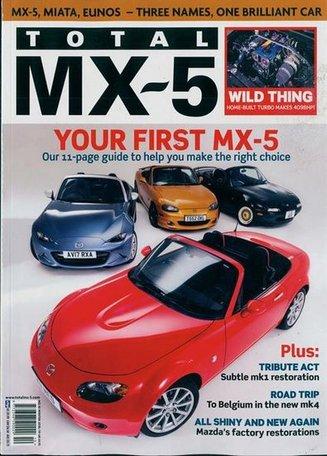 Total MX-5 Magazine