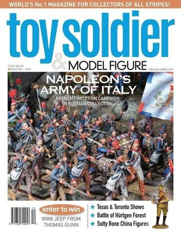 Toy Soldier & Model Figure Magazine