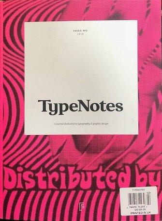 TypeNotes Magazine
