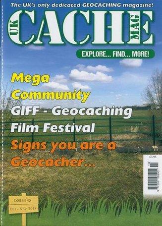 UK Cache Magazine