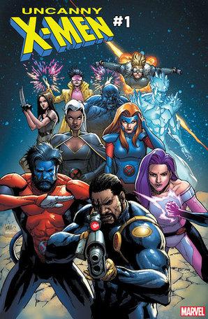 Uncanny X-Men (Marvel Comic)
