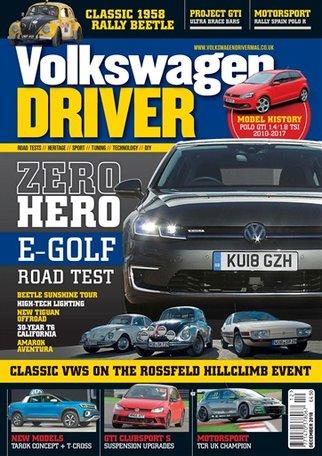 Volkswagen Driver Magazine