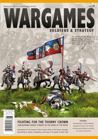 Wargames Soldiers & Strategy Magazine