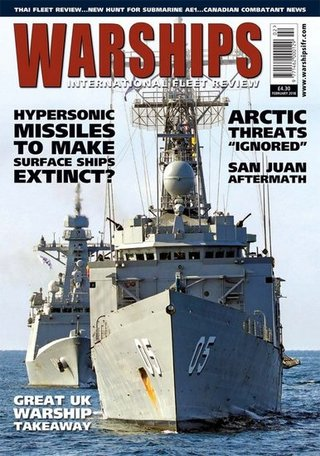 Warships International Fleet Review Magazine