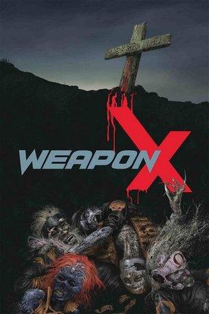Weapon X Magazine