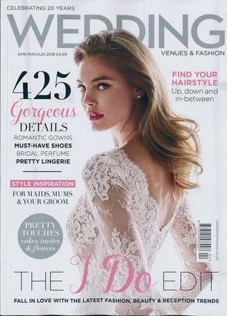 Wedding Venues and Fashion Magazine