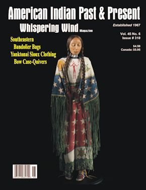 Whispering Wind Magazine