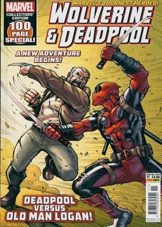 Wolverine & Deadpool (Marvel Comic)