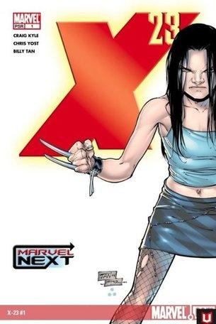X-23 (Marvel Comic)
