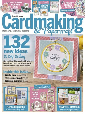 Cardmaking & Papercraft Magazine